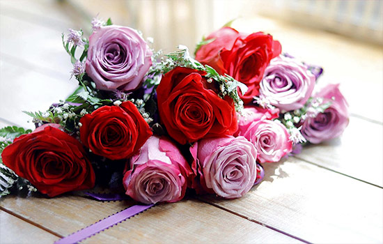 Red Roses Story and Meaning