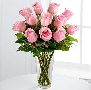 Dozen Pink Roses Meaning