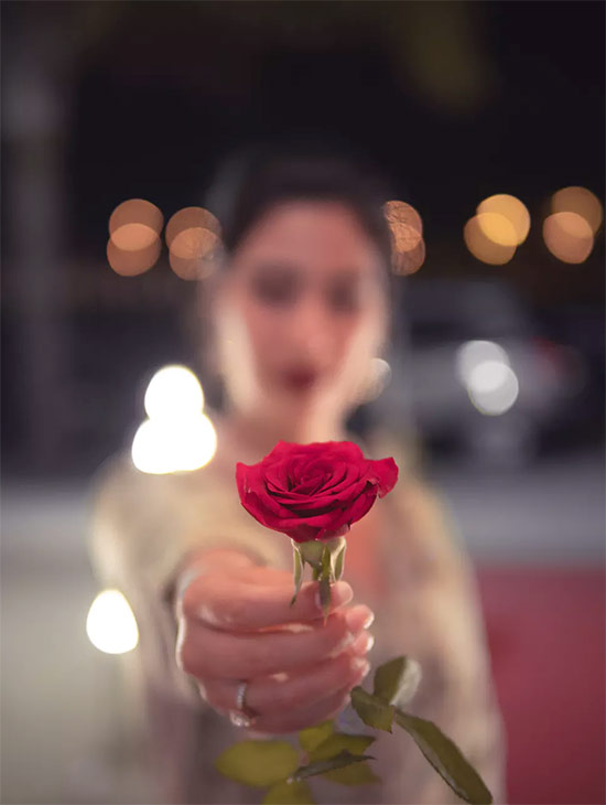 Deep Red Rose Meaning