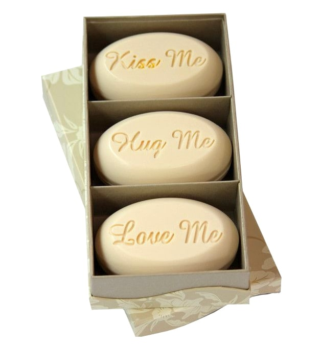 Soaps with Sentiments